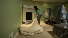 How to prep a room for painting -- Ace Hardware