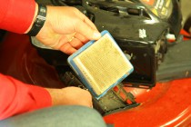 mower-dirty-air-filter