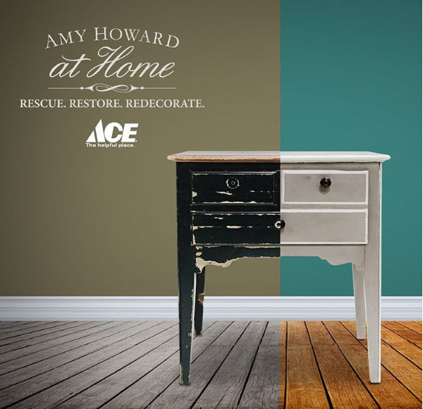 How To Use One Step Paint From Amy Howard At Home Ace
