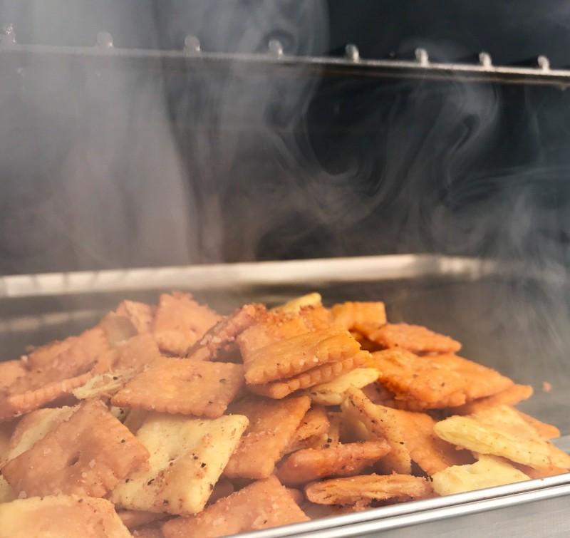 Bayou Dusted Cheese Cracker Recipe Ace Tips Amp Advice