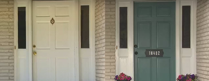 Affordable Front Door Flip Ace Tips Amp Advice