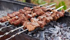 Grilled Beef Shish Kabobs Recipe