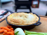 Turkey Pot Pie On The Traeger