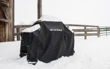 Cold Weather Grilling Tips In Winter For Your Charcoal or Gas Grill
